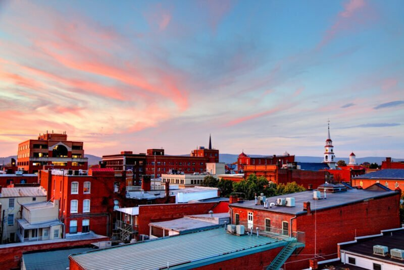 Where to Shop and Eat and Drink in Frederick, Maryland in Spring 2021